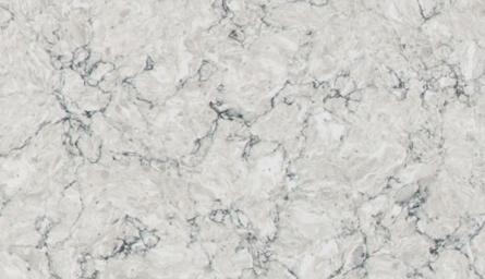 White Resin Countertops